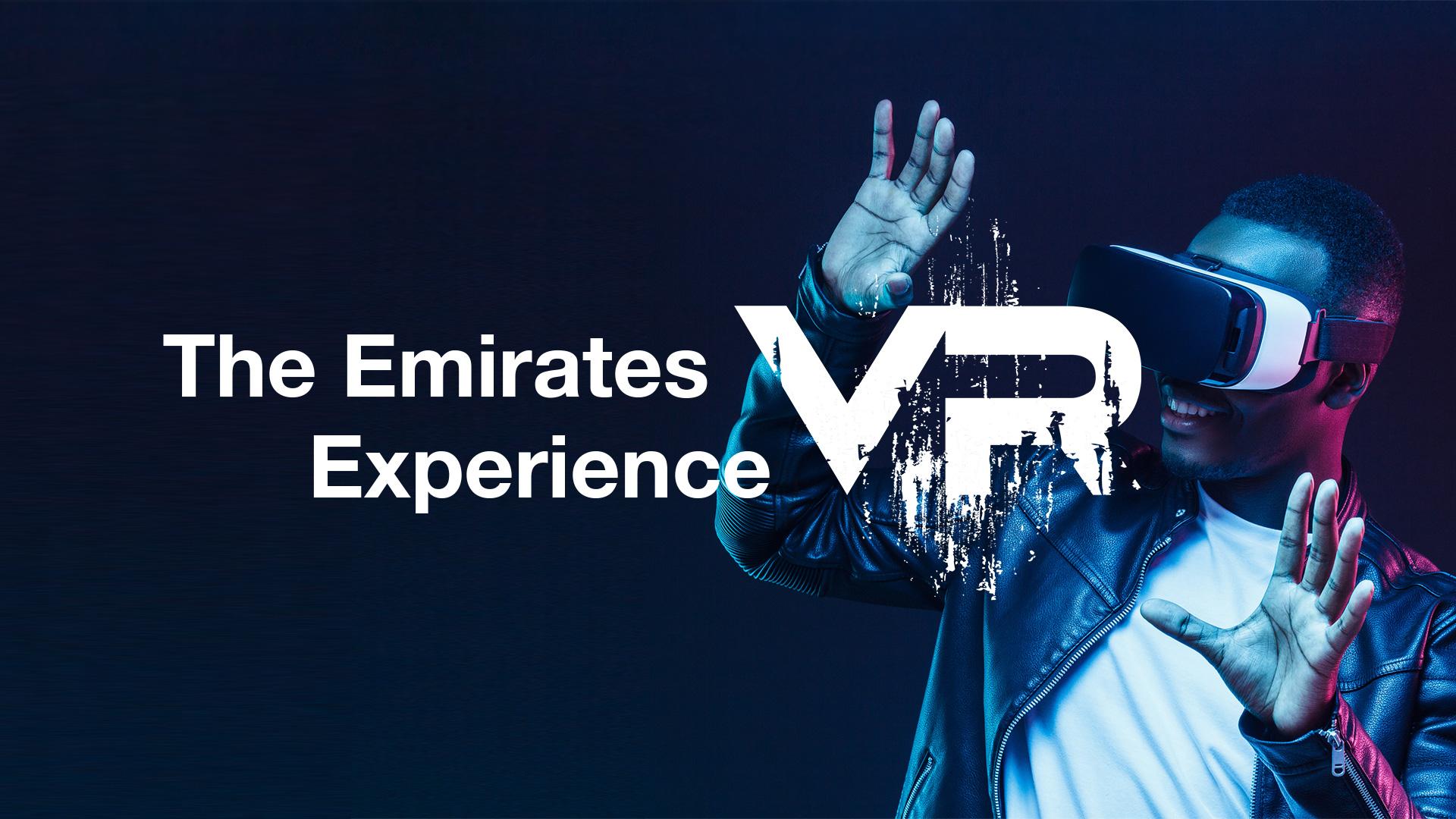 Wirtualna aplikacja linie Emirates